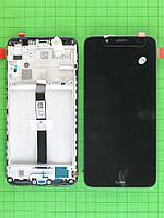 Дисплей Xiaomi Redmi 7A с сенсором, панелью, черный Оригинал #560610122000