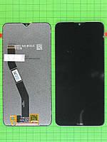 Дисплей Xiaomi Redmi 8 с сенсором, черный Оригинал OEM