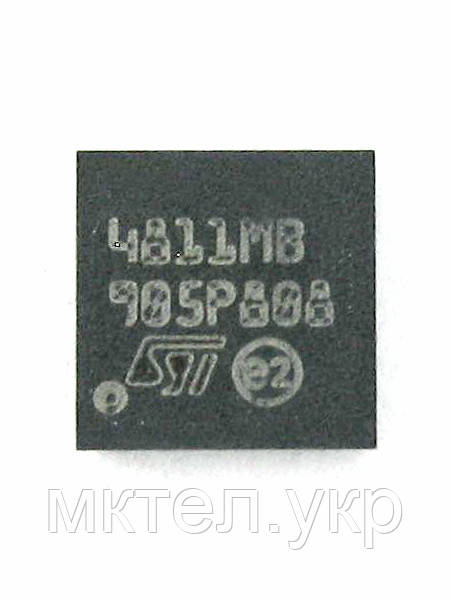 Nokia N96 PWR IC STW4811 v2.0 VFBGA84, Оригинал #4341066