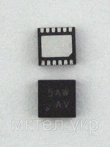 Samsung C3010 IC BATTERY AAT3696SIWP-T1,TDFN,12P,3x3mm Оригинал #1203-005658