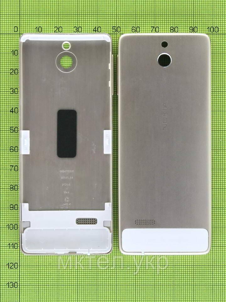 Крышка батареи Nokia 515, золотистый orig-china