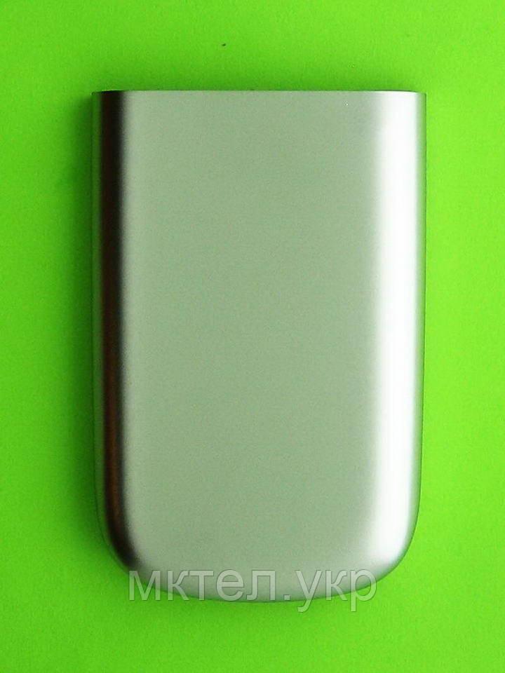 Крышка батареи Nokia 6303i classic, серебристый Оригинал #9445462