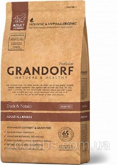 Корм Grandorf для собак усіх порід з качкою   Grandorf Duck & Potato Adult All Breeds 12 кг