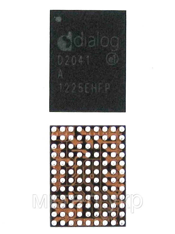 Samsung Galaxy Ace Duos S6802 IC-POWER SUPERVISOR D2041-AXUJ2,WCSP,108, Оригинал #1203-007314