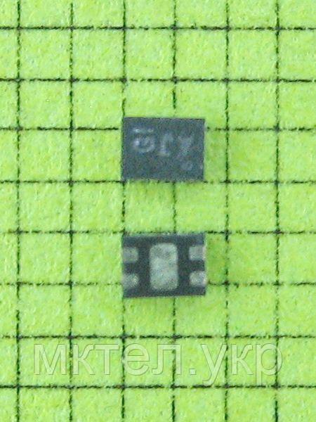 Samsung Galaxy Mega 6.3 i9200 IC-SWITCH SiP32408DNP-T1-GE4,TDFN,4P, Оригинал #1205-004513