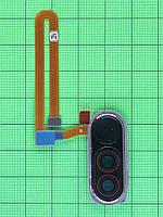 Шлейф сканера отпечатков пальца Xiaomi Pocophone F1, черный Оригинал #560640001033
