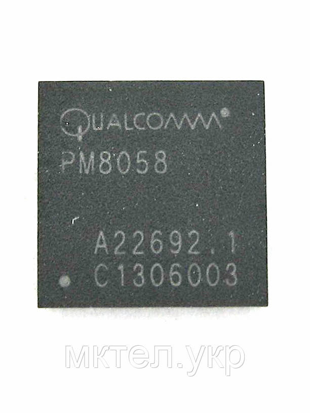 Samsung Galaxy S Plus i9001 IC-POWER SUPERVISOR PM8058,NSP,191P,7X, Оригинал #1203-007001