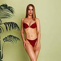 Женский раздельный купальник, фото 1
