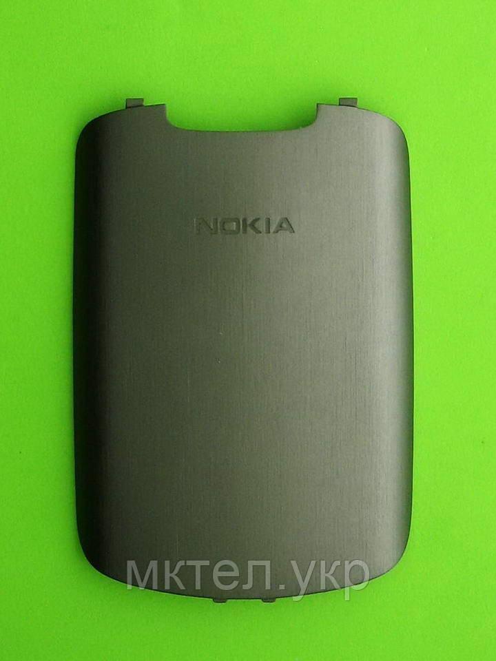 Крышка батареи Nokia Asha 303, серый Оригинал #0259660