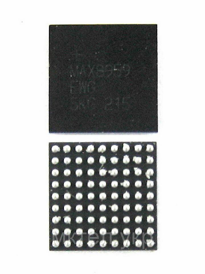 Samsung S5260 Star 2 IC-POWER SUPERVISOR MAX8959EWG,TDFN,8 Оригинал #1203-006660