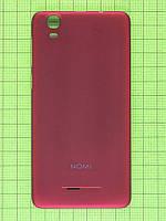 Крышка батареи Nomi i5011 Evo M1, красный Оригинал