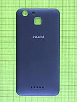 Крышка батареи Nomi i5012 EVO M2, синий Оригинал