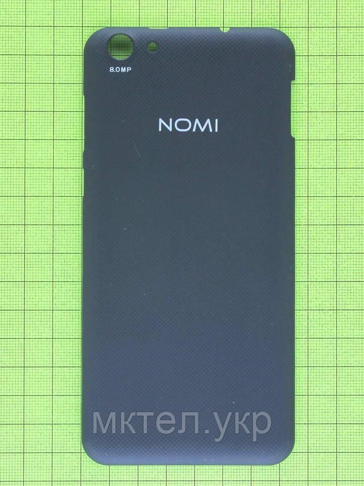 Крышка батареи Nomi i5530 Space X, черный Оригинал