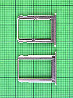 Держатель SIM карты Xiaomi Mi A2, золотистый Оригинал