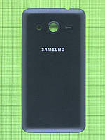 Крышка батареи Samsung Galaxy Core 2 Duos SM-G355H, черный copyAA