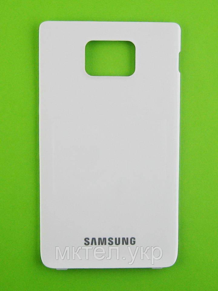 Крышка батареи Samsung Galaxy S2 i9100, белый Оригинал #GH72-64898A