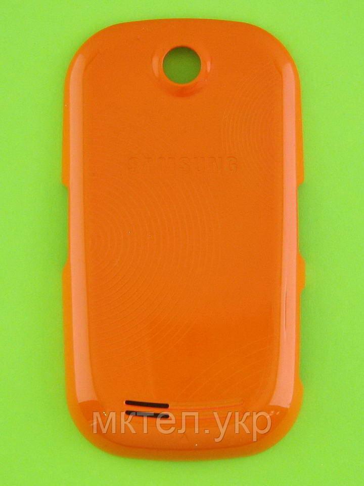 Крышка батареи Samsung S3650 Corby, оранжевый orig-china