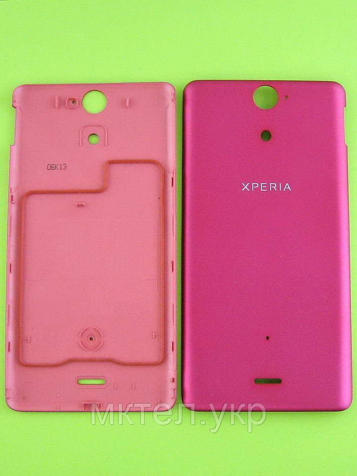 Крышка батареи Sony Xperia V LT25i, розовый orig-china