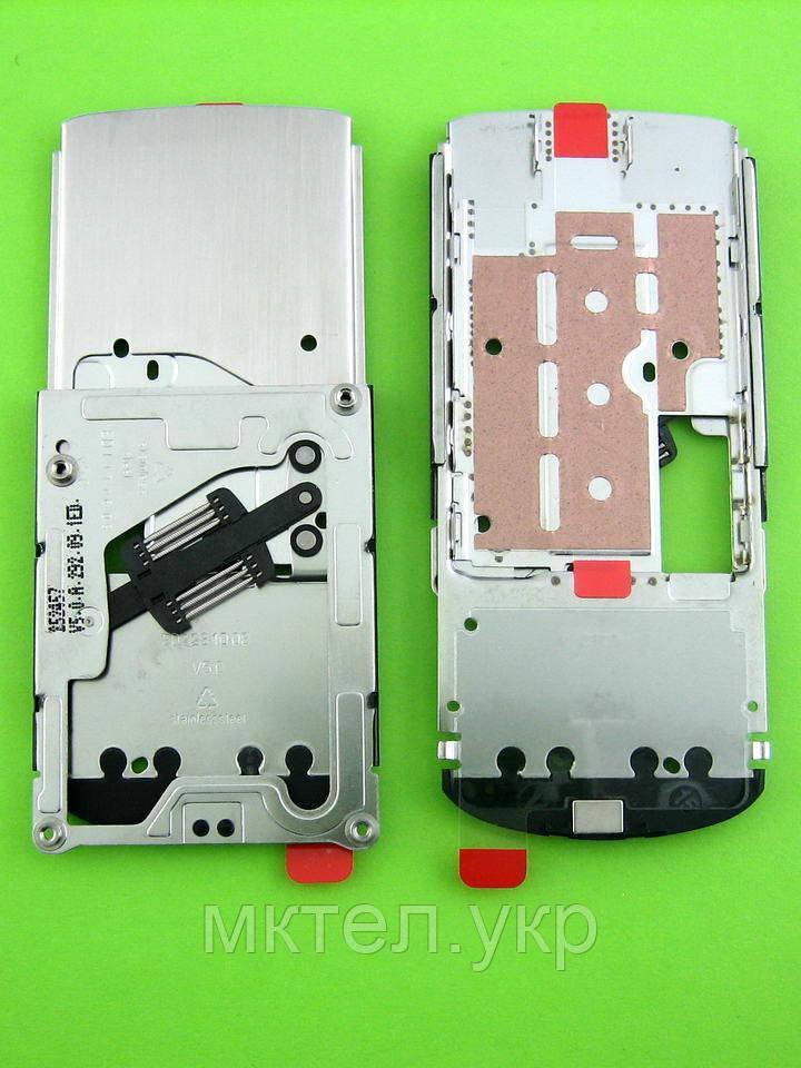 Механизм слайдера Nokia 3600 slide Оригинал #0252457