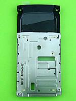 Механизм слайдера Nokia 6700 slide, черный, Оригинал #0255364