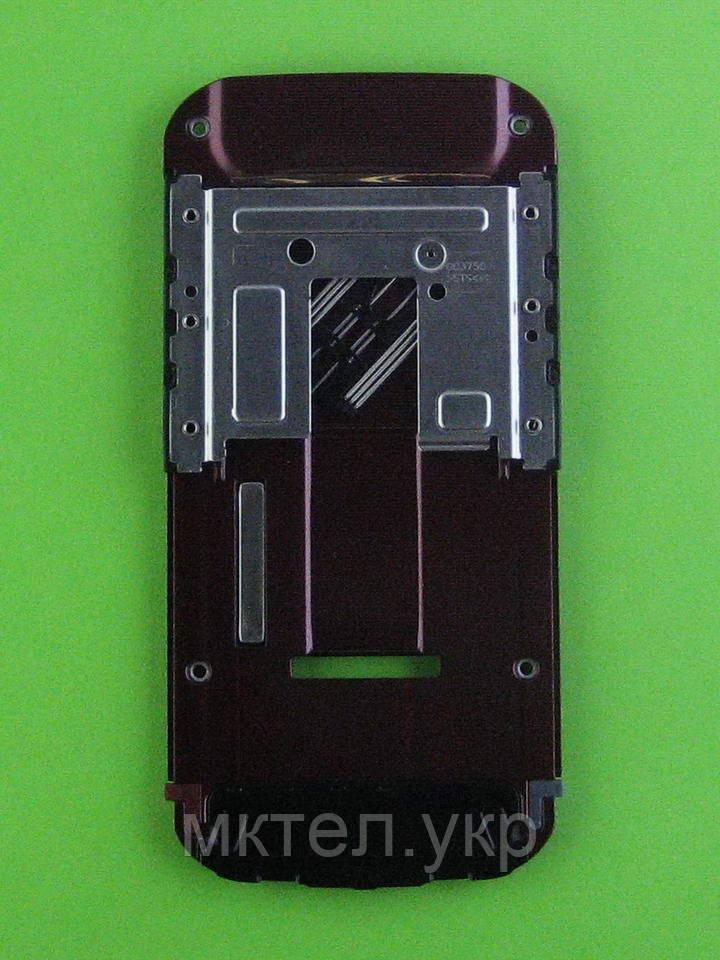 Механизм слайдера Samsung C3752 Duos, бордовый Оригинал #GH98-20032B