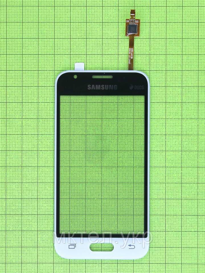 Сенсор Samsung Galaxy J1 Duos Mini J105, белый self-welded