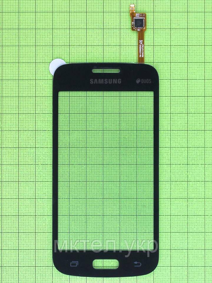 Сенсор Samsung Galaxy Star Advance G350E, серый copyAA