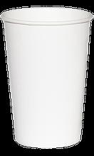 Стакан  бумажный  белый 340 мл