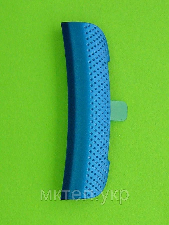 Нижняя клавиатурная панель Nokia X3-02, голубой Оригинал #0257758