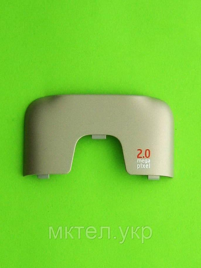 Панель антенны Nokia 2710 Navigation Edition, серебристый, Оригинал #9445211