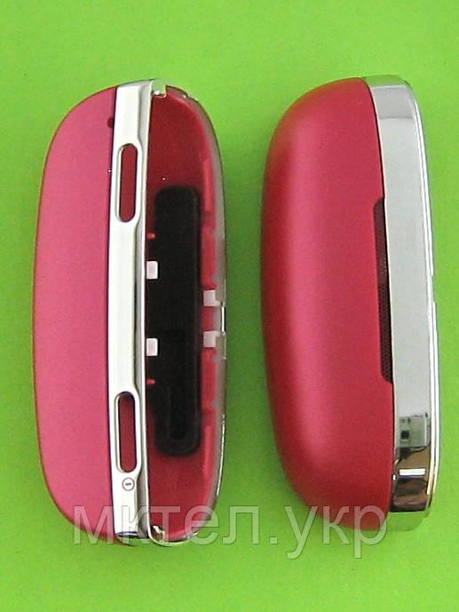 Панель антенны Nokia Asha 311, торцевая, красный, Оригинал #0258210