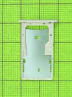 Держатель SIM1, SIM2 карты Xiaomi Redmi 4A, золотистый, Оригинал