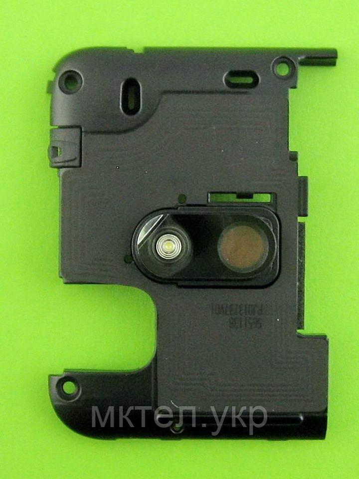 Панель камеры Nokia Lumia 620 с шлейфом вспышки, Оригинал #00808W5