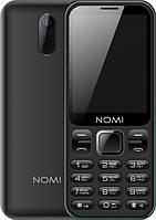 Мобильный телефон Nomi i284 Black, фото 1