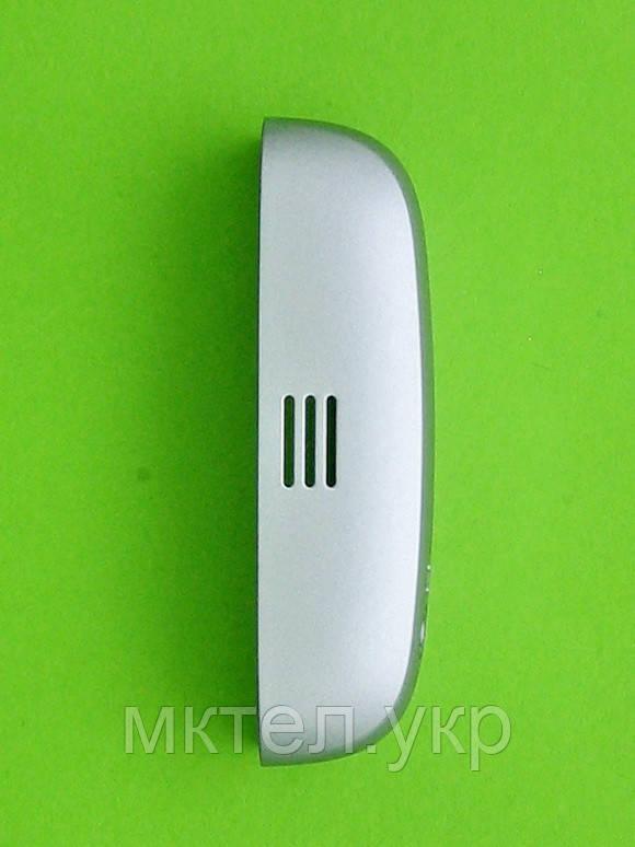 Панель торцевая Nokia C5-03, нижняя, лиловый Оригинал #9446357