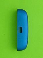 Панель торцевая Nokia C5-03, нижняя, синий, Оригинал #9445942