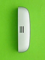 Панель торцевая Nokia C5-06, нижняя, серебристый, Оригинал #9447418