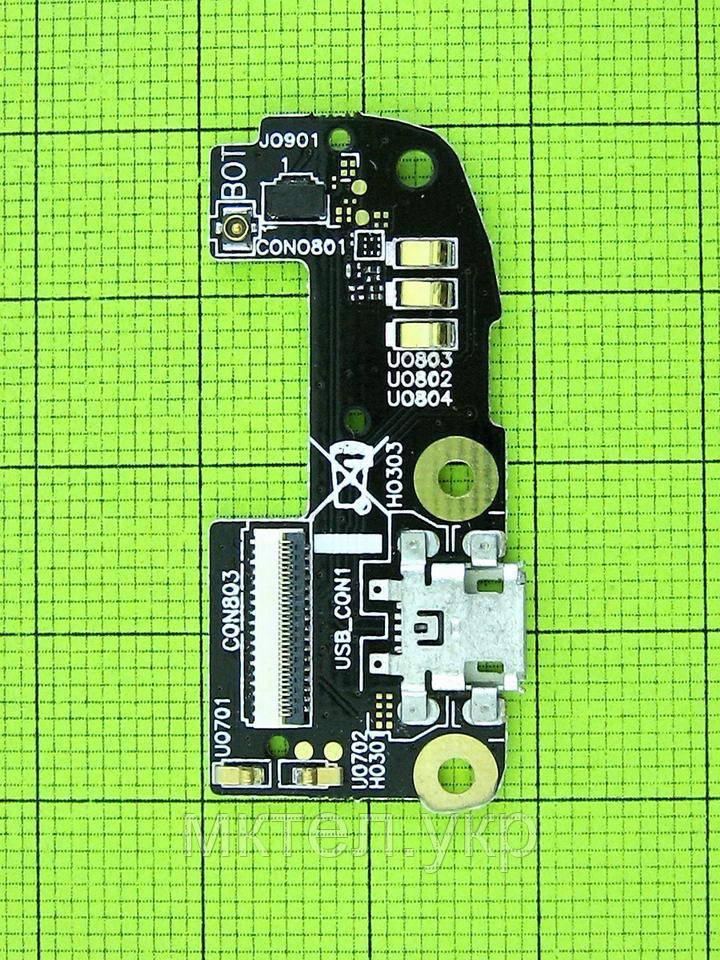 Плата разъема USB Asus ZenFone 2 ZE551ML, copyAA