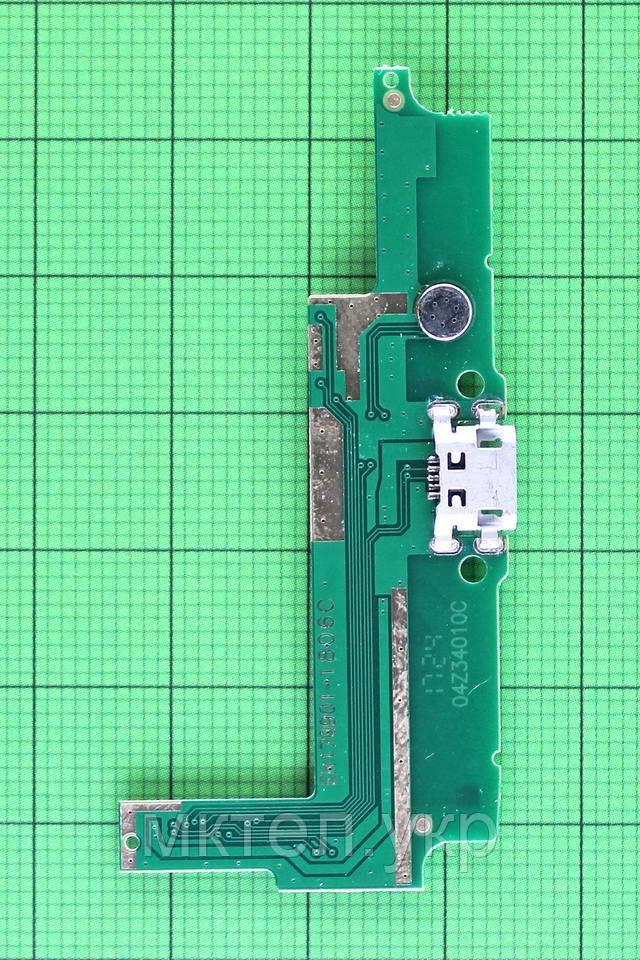 Плата разъема USB Huawei Y3II 2016 (LUA-U22), rev4G, copyAA - фото 2