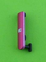 Заглушка карты памяти Nokia N8, розовый Оригинал #9905853