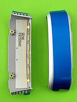 Панель торцевая Nokia X7, нижняя с антенной, серебристый, Оригинал #5651048
