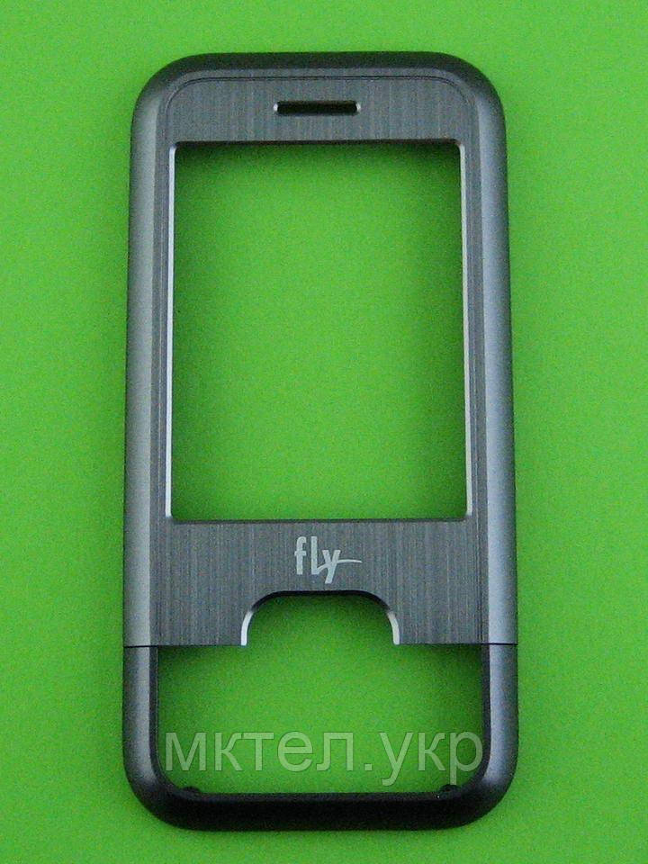 Передняя панель FLY DS210 без стекла, серый, Оригинал #905010000100