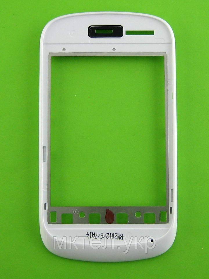 Передняя панель FLY IQ235 Uno, белый Оригинал #310100669