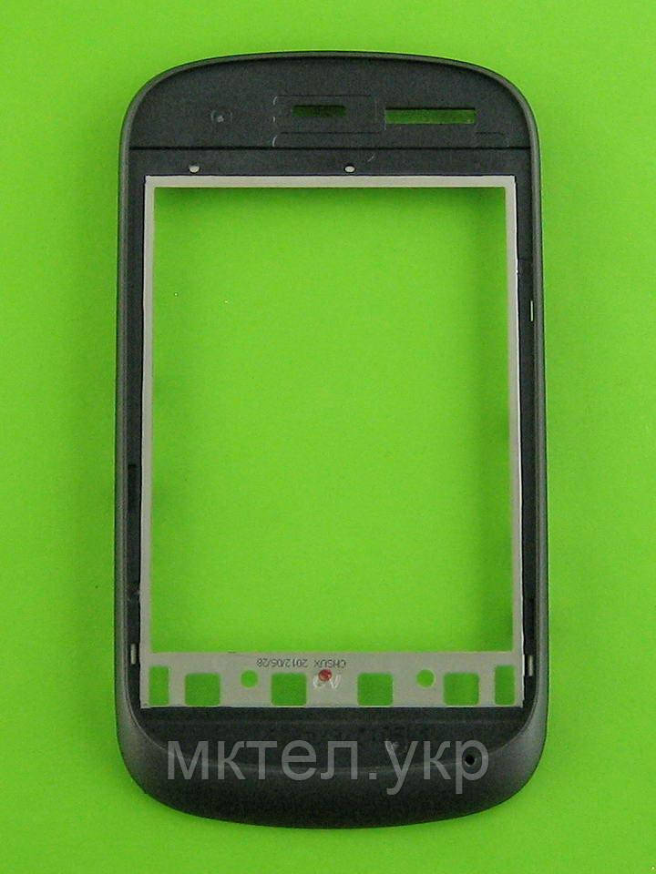Передняя панель FLY IQ235 Uno, серый Оригинал #310100662