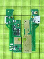 Плата разъема USB Lenovo S930, copyAA