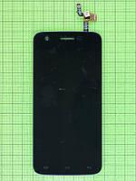 Дисплей Doogee F3 с сенсором, черный orig-china