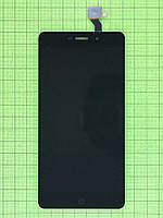 Дисплей Elephone P9000 с сенсором, черный self-welded