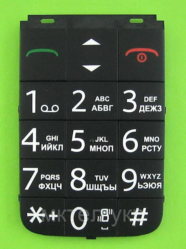 Клавиатура FLY EZZY, черный Оригинал #HQ660014B