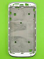 Передняя панель FLY IQ443 Trend, белый Оригинал #M109-E88550-000