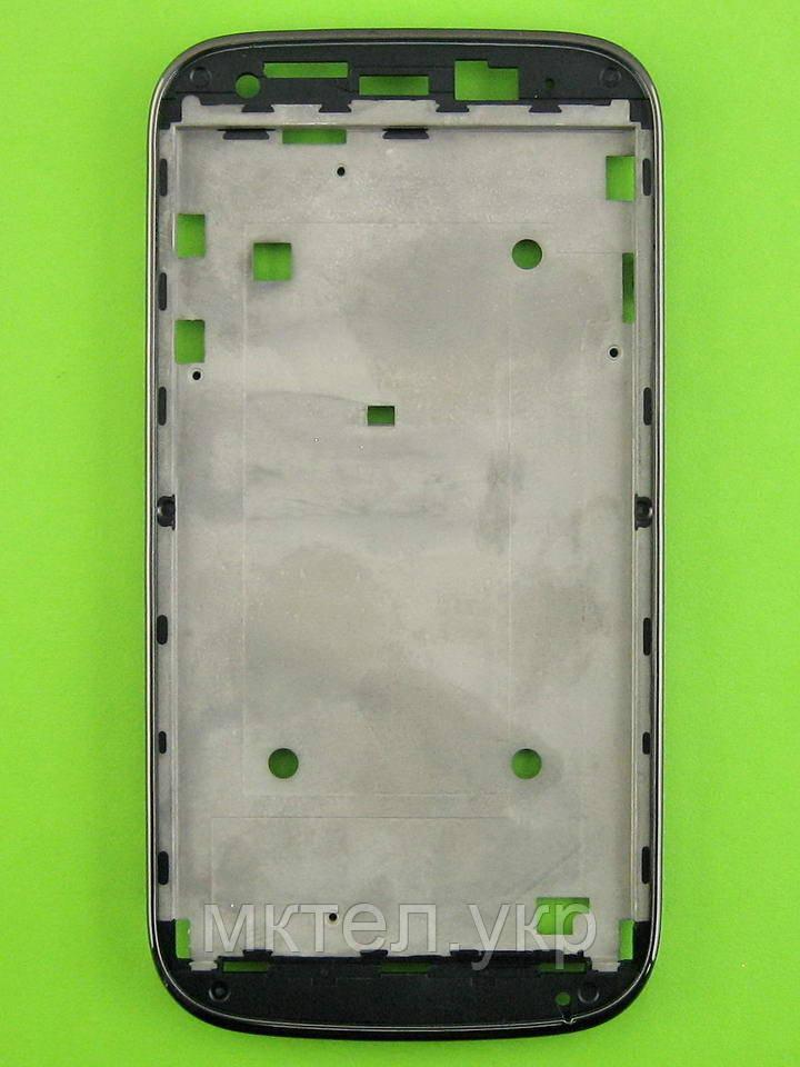 Передняя панель FLY IQ443 Trend, черный, Оригинал #M109-E88850-000